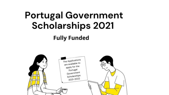 Portugal-Government-Scholarships-2021-Fully-Funded