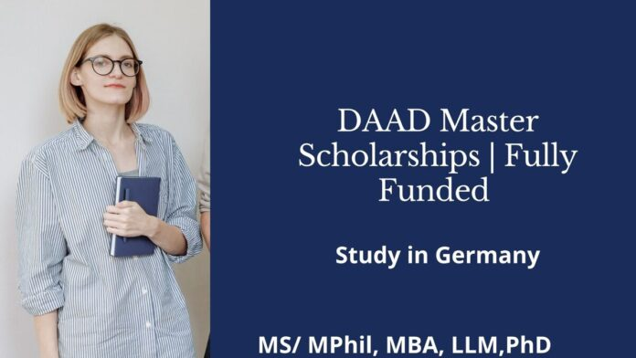 DAAD-Master-Scholarships-Fully-Funded