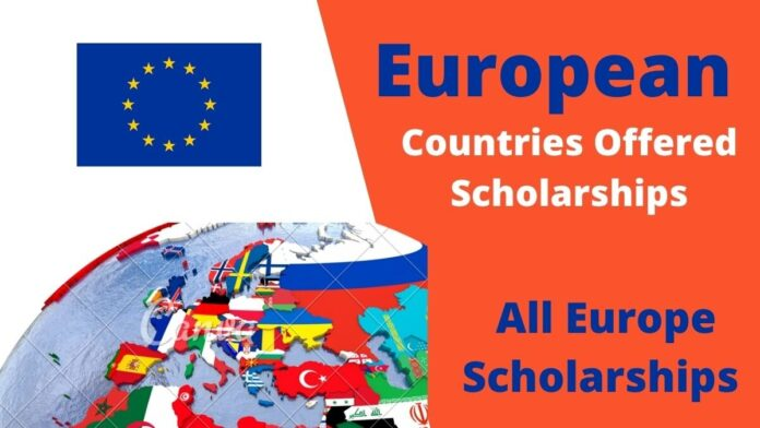 European-Countries-offered-Scholarships