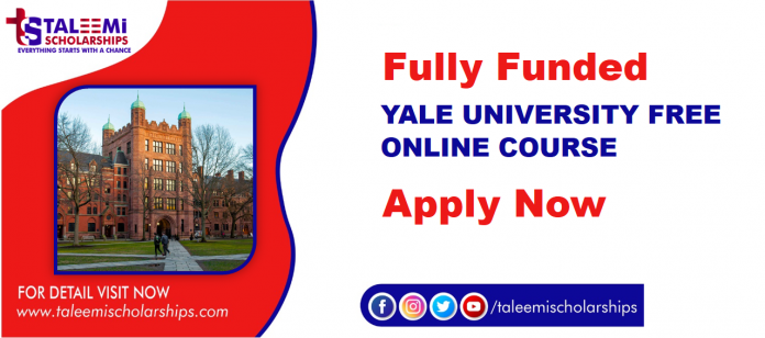 YALE UNIVERSITY FREE ONLINE COURSE