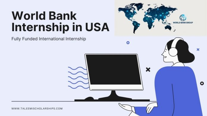 World-Bank-Internship-2021-in-USA