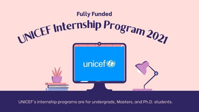 UNICEF-Internship-Program-2021