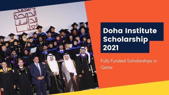 Doha-Institute-Scholarship-2021
