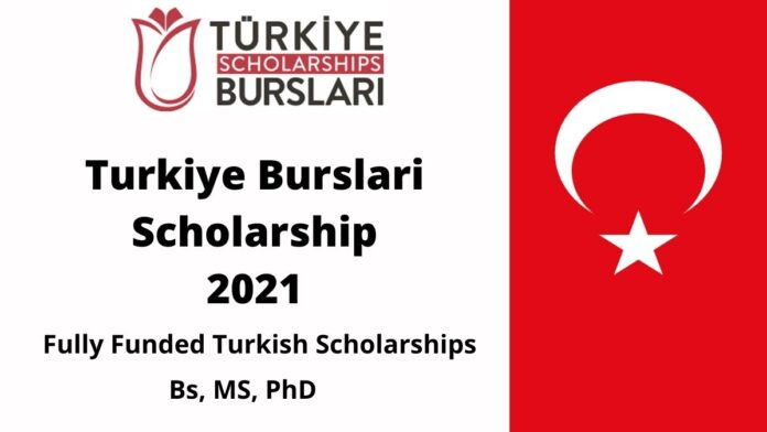 Turkiye-Burslari-Scholarship-2021-Fully-Funded