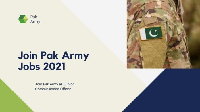 Pak-Army-Jobs-2021-Junior-Commissioned-Officer